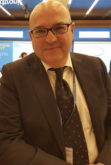 Alberto Pecchio direttore della Struttura di Chirurgia Vascolare al Massaia di Asti