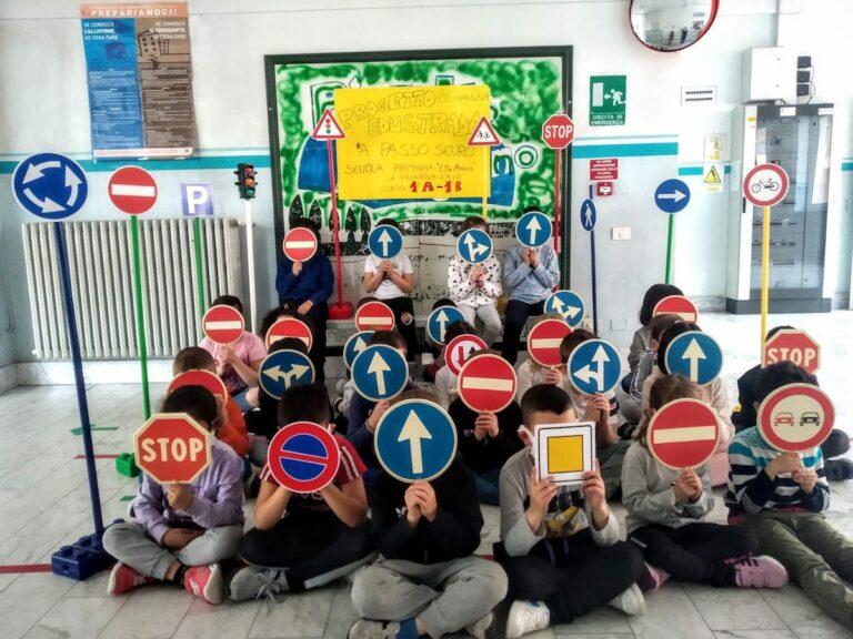 Bambini a passo sicuro con l'Aci e l'Istituto comprensivo di Villanova