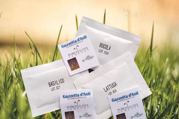 #laprimaveradigazzetta: con il giornale in regalo per te i semi della rinascita