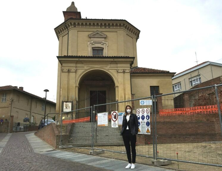 A Villafranca l'ex chiesa di San Giovanni diventa una scuola di musica