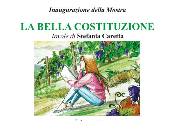 """L'Anpi inaugura la mostra """"La Bella Costituzione"""""""
