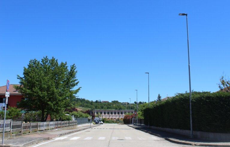 Villafranca risparmierà 40 mila euro all'anno con 373 nuovi punti luce a led