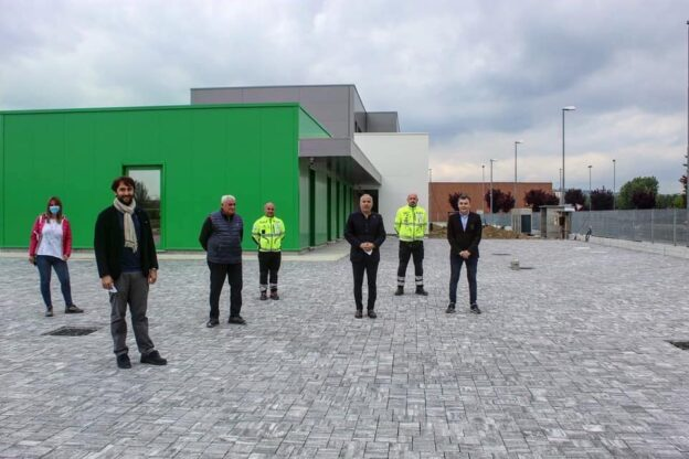 Il vice presidente Carosso in visita alla Croce Verde di Nizza Monferrato