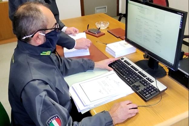 La finanza scopre una società esterovestita con sede fittizia in Svizzera ma operativa ad Asti
