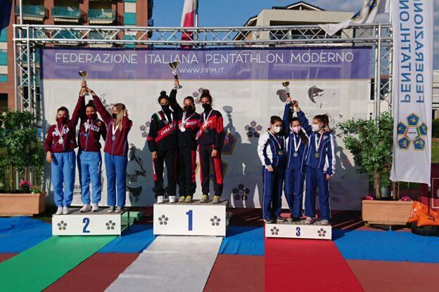Trofeo Nazionale Assoluto Open di Tetrathlon: i risultati della prima giornata