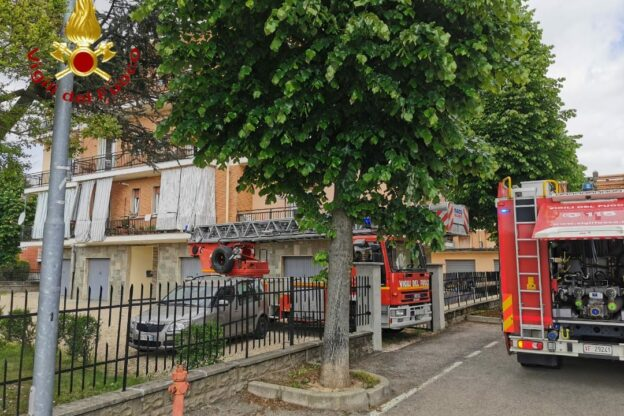 Uomo trovato senza vita in un'abitazione di Villanova d'Asti