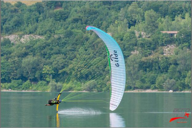 Anche un astigiano al 3° Campionato del Mondo di Parapendio Acrobatico in Friuli Venezia Giulia