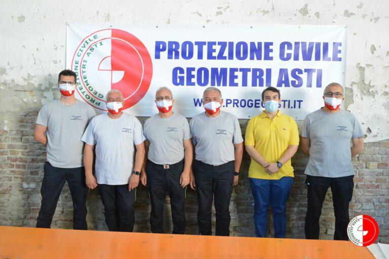 Nuovo consiglio direttivo dell'associazione Progeo
