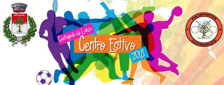 """Centro Estivo """"Rimettiamoci in gioco"""" a Castagnole Lanze"""