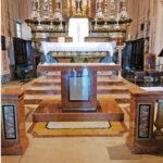 Nuovo altare a Cinaglio: sabato la dedicazione