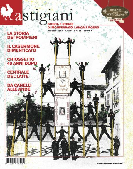 Il nuovo numero di Astigiani si presenta all'Istituto Penna