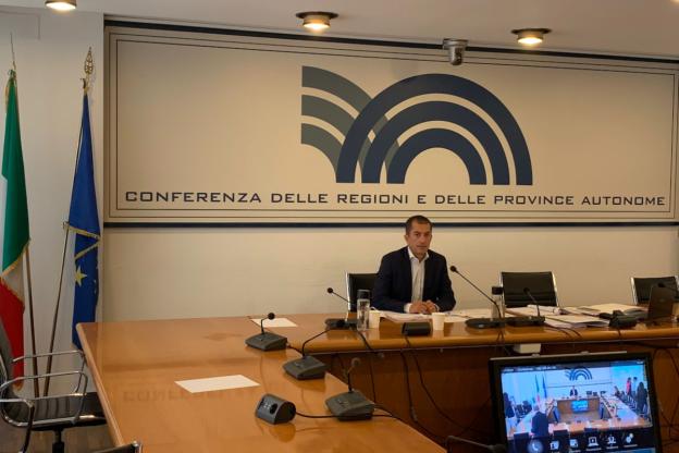 Conferenza delle Regioni, Marco Gabusi è il nuovo coordinatore della Commissione Affari Istituzionali