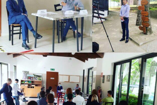 Gioventù-Coesione-Competenza: la Provincia di Asti getta i pilastri per la ripartenza