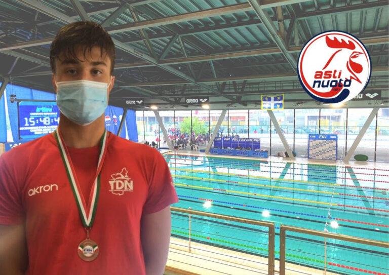 Ottimi risultati dell'Asti Nuoto ai campionati regionali assoluti