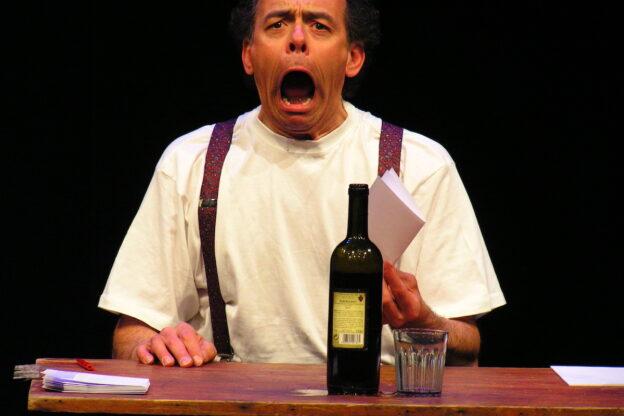 """Il maestro del teatro fisico Paolo Nani e lo spettacolo di Federico Sirianni ispirato ai romanzi di Alvaro Mutis chiudono """"Edizione Straordinaria"""""""