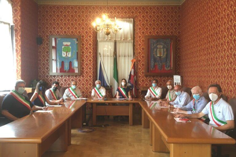 Dodici sindaci al lavoro per costituire il Distretto del Mastodonte