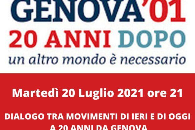 Genova 20 anni dopo