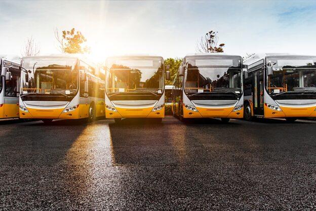 Crollo delle immatricolazioni di autobus in Piemonte: ad Asti -60%
