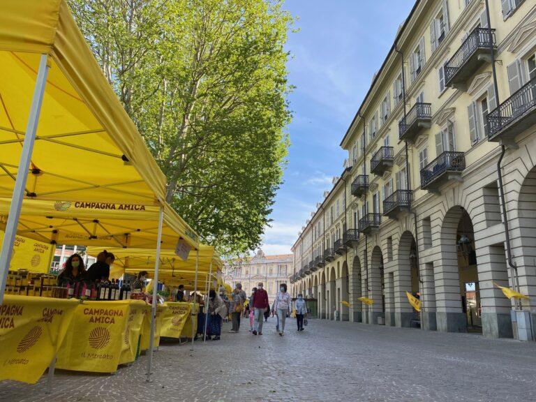 I mercati di Campagna Amica di Asti aperti anche ad agosto