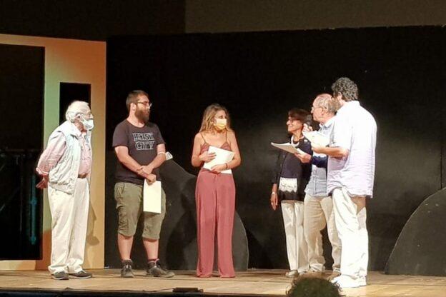 """Ecco i vincitori del concorso """"Vittorio Alfieri e l'attore"""""""