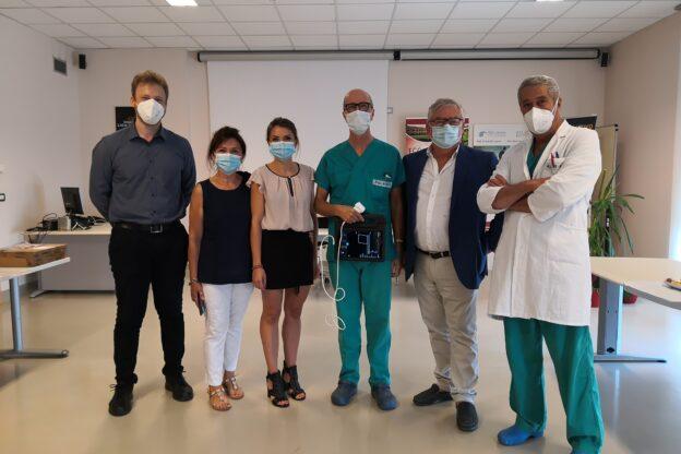 Importante donazione di una famiglia all'ospedale di Asti
