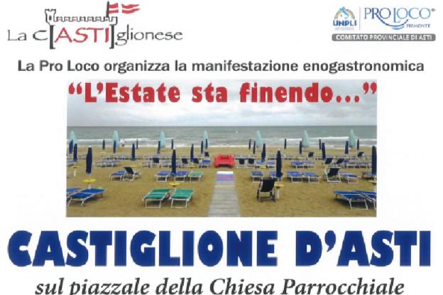 A Castiglione d'Asti festa di fine estate