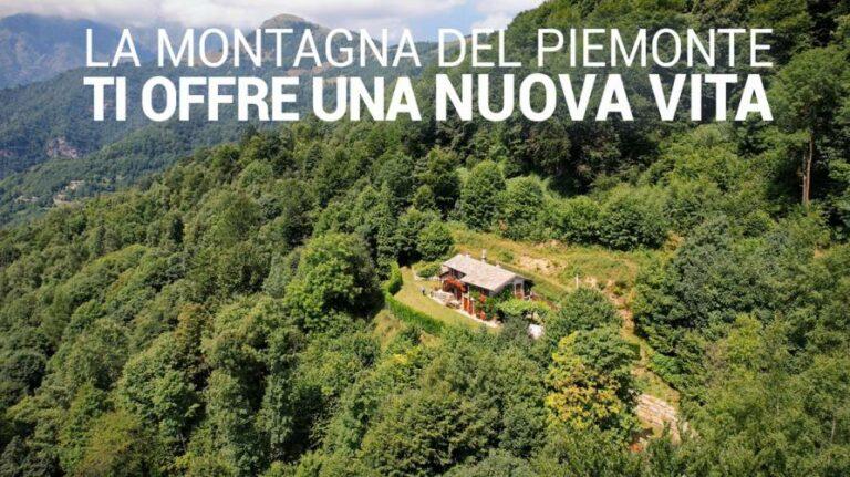 Piemonte: incentivi a chi sceglie di trasferirsi in un piccolo comune di montagna
