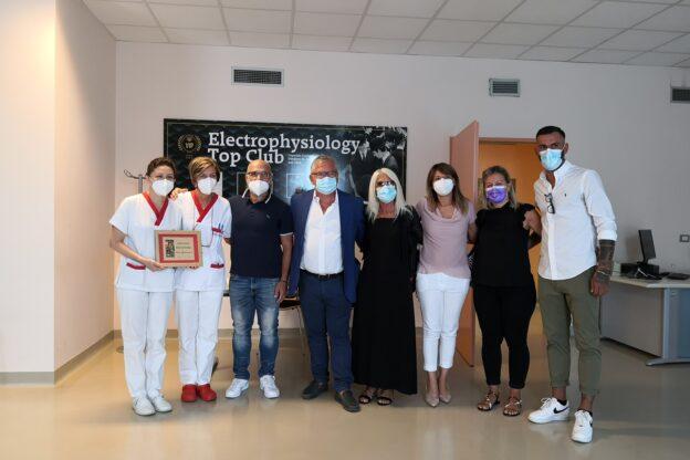 Una targa in Cardiologia al Massaia ricorda Giovanni Cori