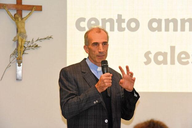 Asti, il saluto a don Roberto che lascia il Don Bosco