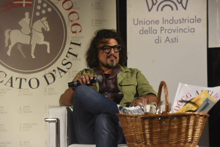 Asti, lo chef Alessandro Borghese parla di territorio come ingrediente dell'economia: la fotogallery
