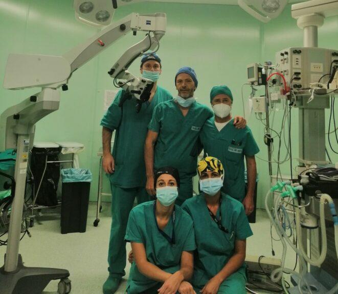 All'ospedale di Asti un intervento salva-vita di eccellenza