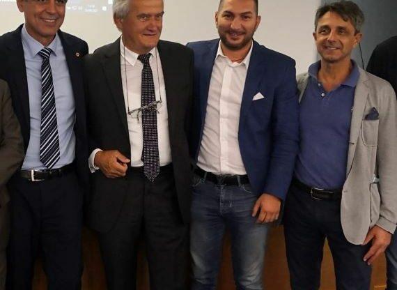 Enzo Tanino eletto a Roma nella giunta nazionale Anaepa