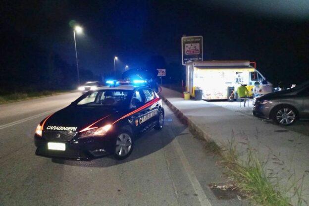 Asti, i carabinieri arrestano il presunto autore della sparatoria di via Maggiora