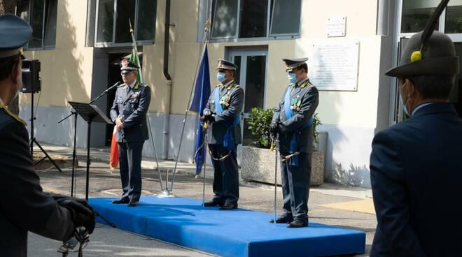Asti, cambio al vetrice della guardia di finanza: Canziani lascia il posto a Garaglio