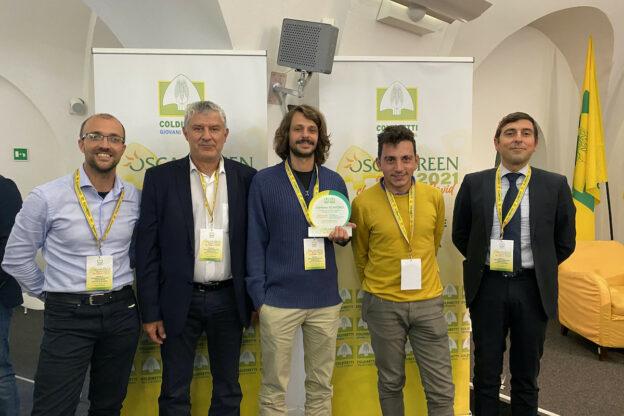 Oscar Green 2021: giovane astigiano premiato nella finale interregionale Piemonte e Valle d'Aosta