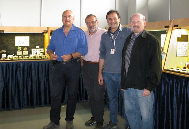 Il M.A.G.M.A.X si fa conoscere all'Euromineralexpo di Torino