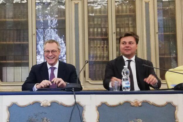 Bonomi incontra il Consiglio di Presidenza di Confindustria Piemonte