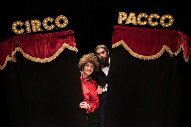 """Aperte le prenotazioni per il nuovo appuntamento di Mon Circo con la compagnia Circo Pacco in """"Paccottiglia Deluxe"""""""