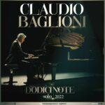 Asti, Claudio Baglioni in concerto al Teatro Alfieri