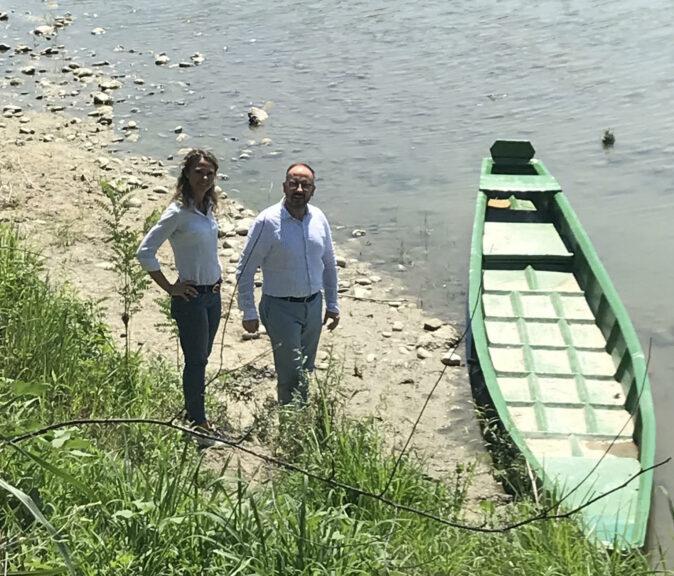 Asti: lavori di messa in sicurezza del tratto cittadino del fiume Tanaro