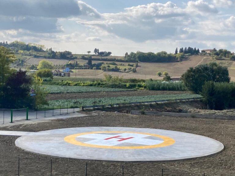 Inaugurata la nuova sede della Croce Verde di Nizza Monferrato